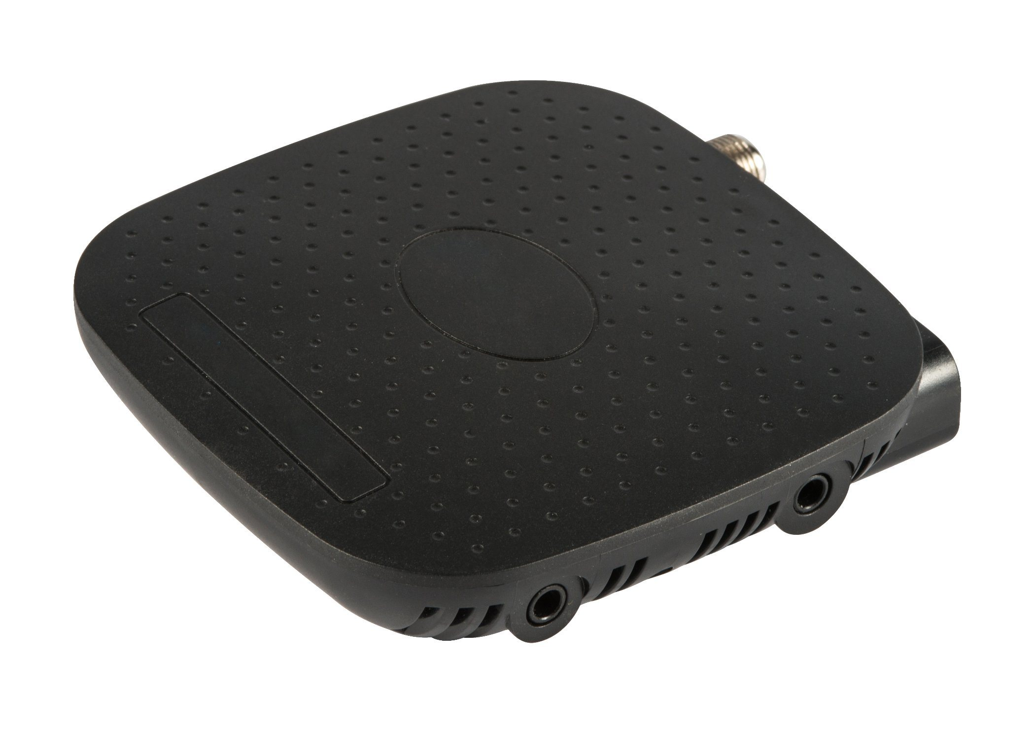 FTA Satellite Receiver with Single Tuner