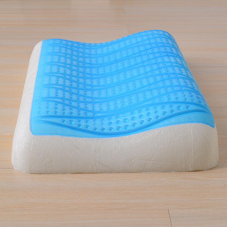 Summer Cooling Gel Memory Foam Pillow Manufacturers Wholesale Comfortable Pillow