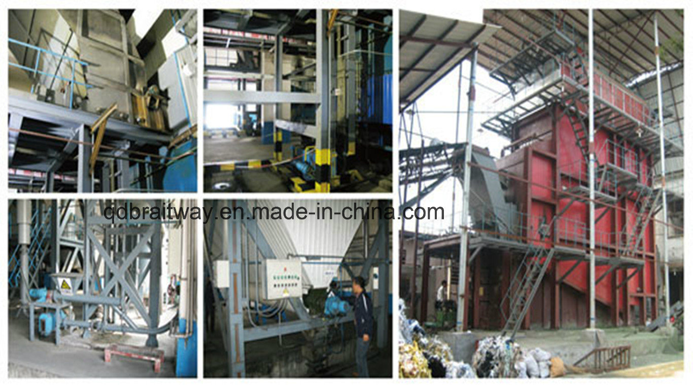 Waste and Municipal Solid Waste Incineration Steam Boiler (MSW INCINERATOR)