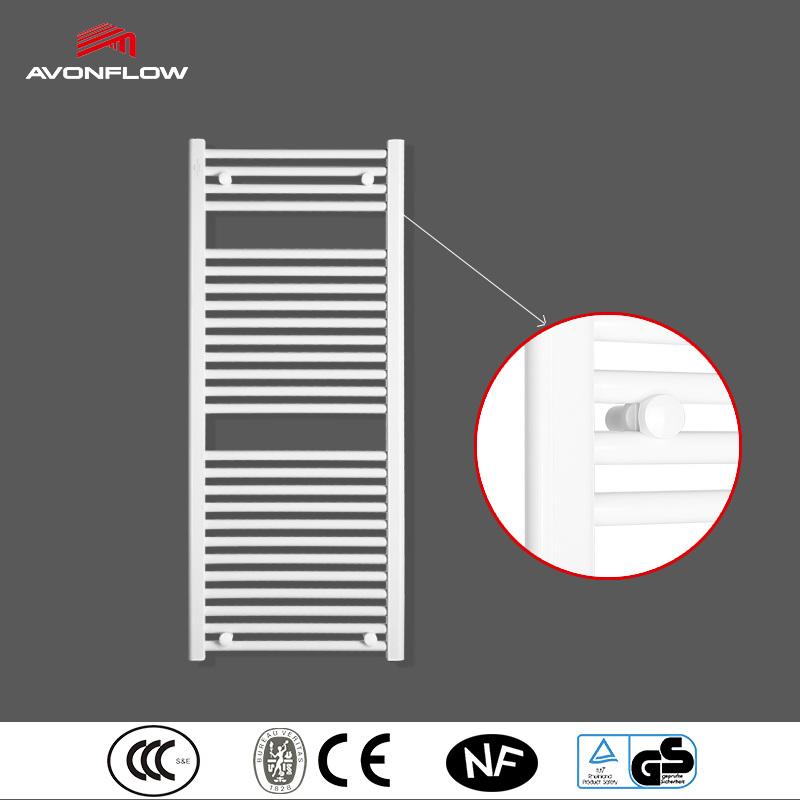 Avonflow White Electric Heated Bathroom Towel Warmer (AF-CN)