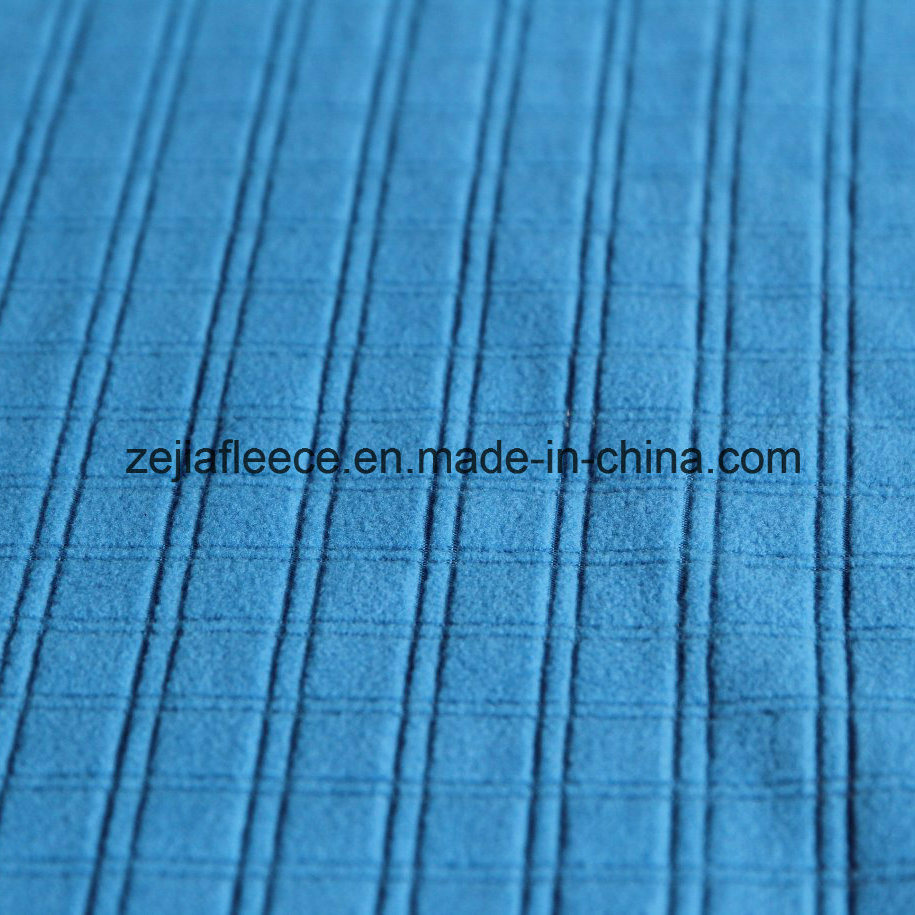 Drop Needle Micro Fleece for Baby Garment