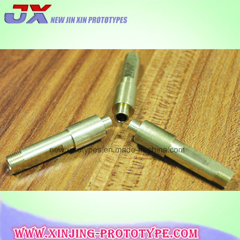 Precision Hardware Parts with CNC Lathe Turning CNC Milling/Machining