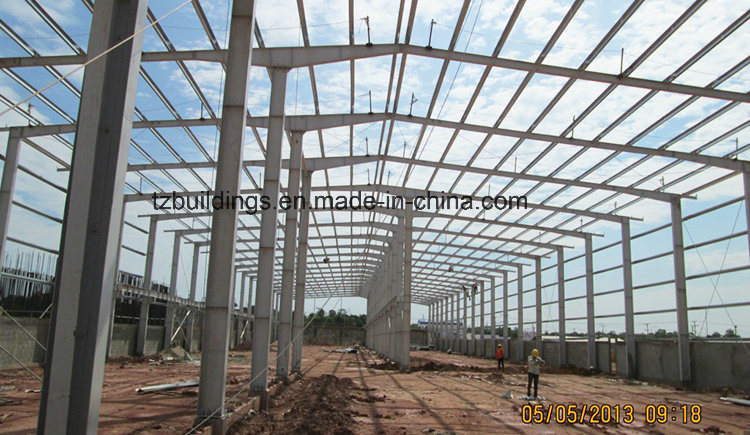 Light Steel Structure Building with Competitive Price