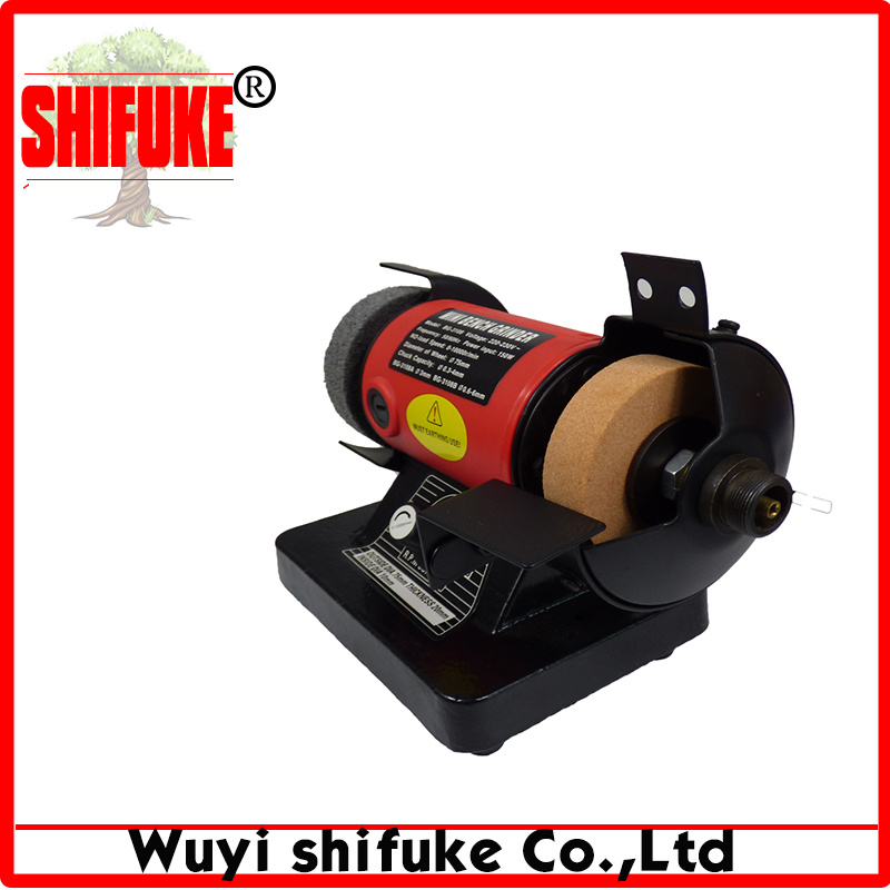 China Mini Grinding Machine Bench Grinder Manufacturer