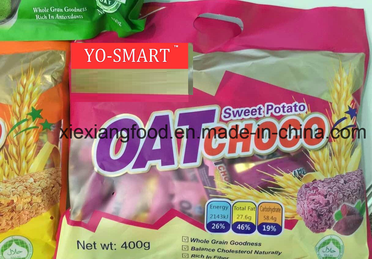 Oat Choco of Sweet Potato Flavor Low Sugar Rich Protein