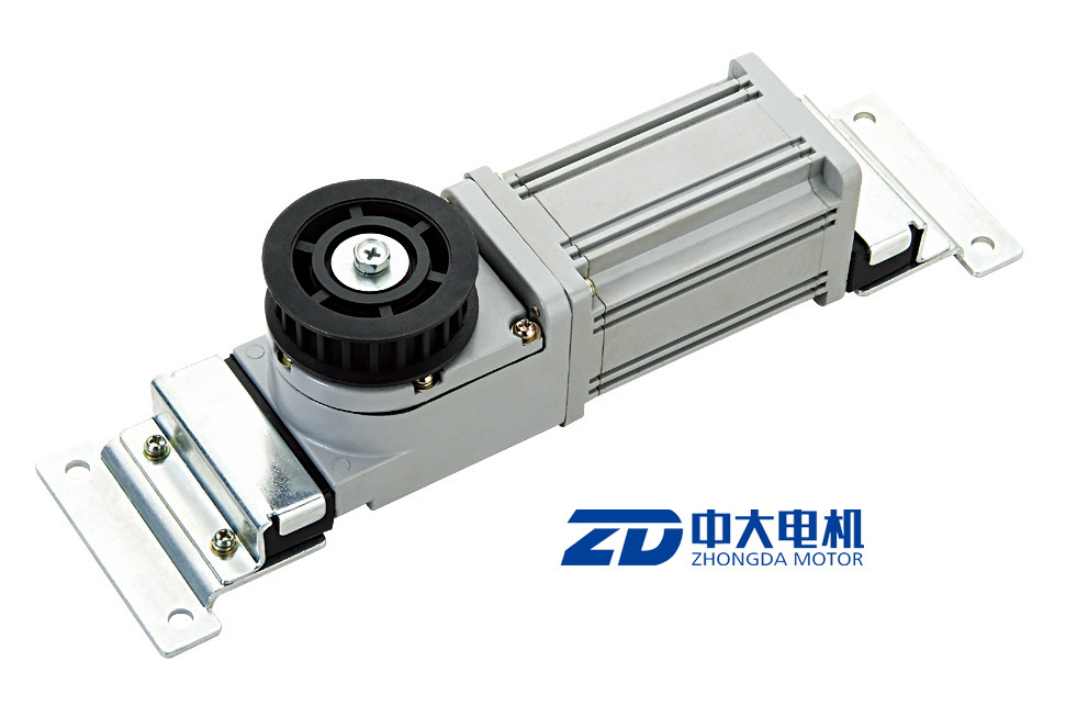 Sectional Overhead Garage Brush Door Motor