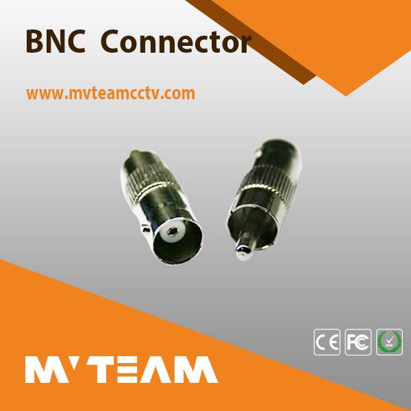 Mvteam CCTV Accessory BNC Connector (BNC09)