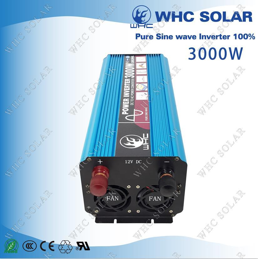 1000W 2000W 3000W PV Solar Pure Sine Wave Inverter