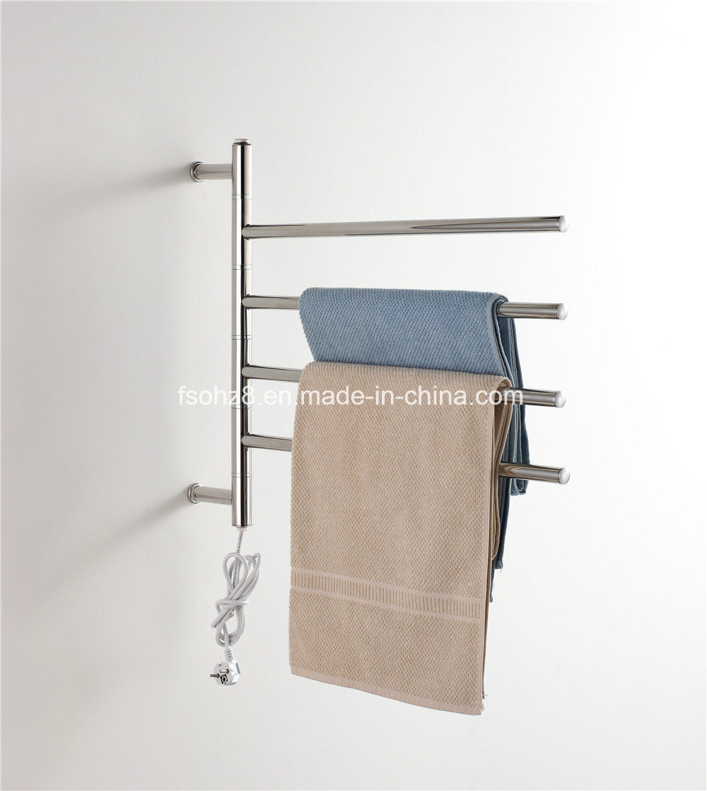 Global Popular Removable and Folding Stainless Steel Towel Warmer