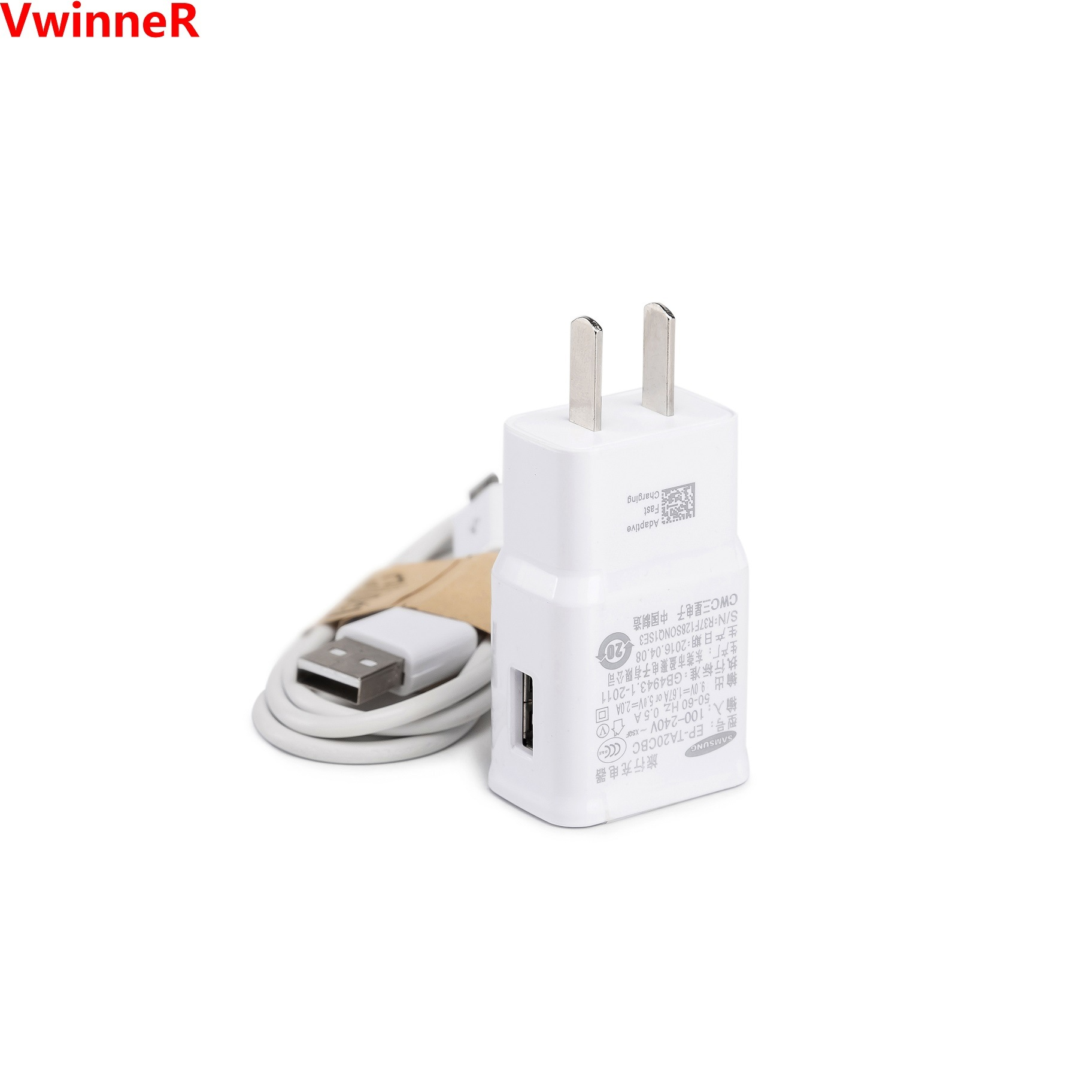 Wholesale Original Adaptive Fasting USB Travel Charger for Samsung