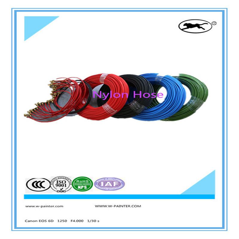 Nylon PA11 4X6mm Acid Proof Plastic Tube/Pipe /Hose