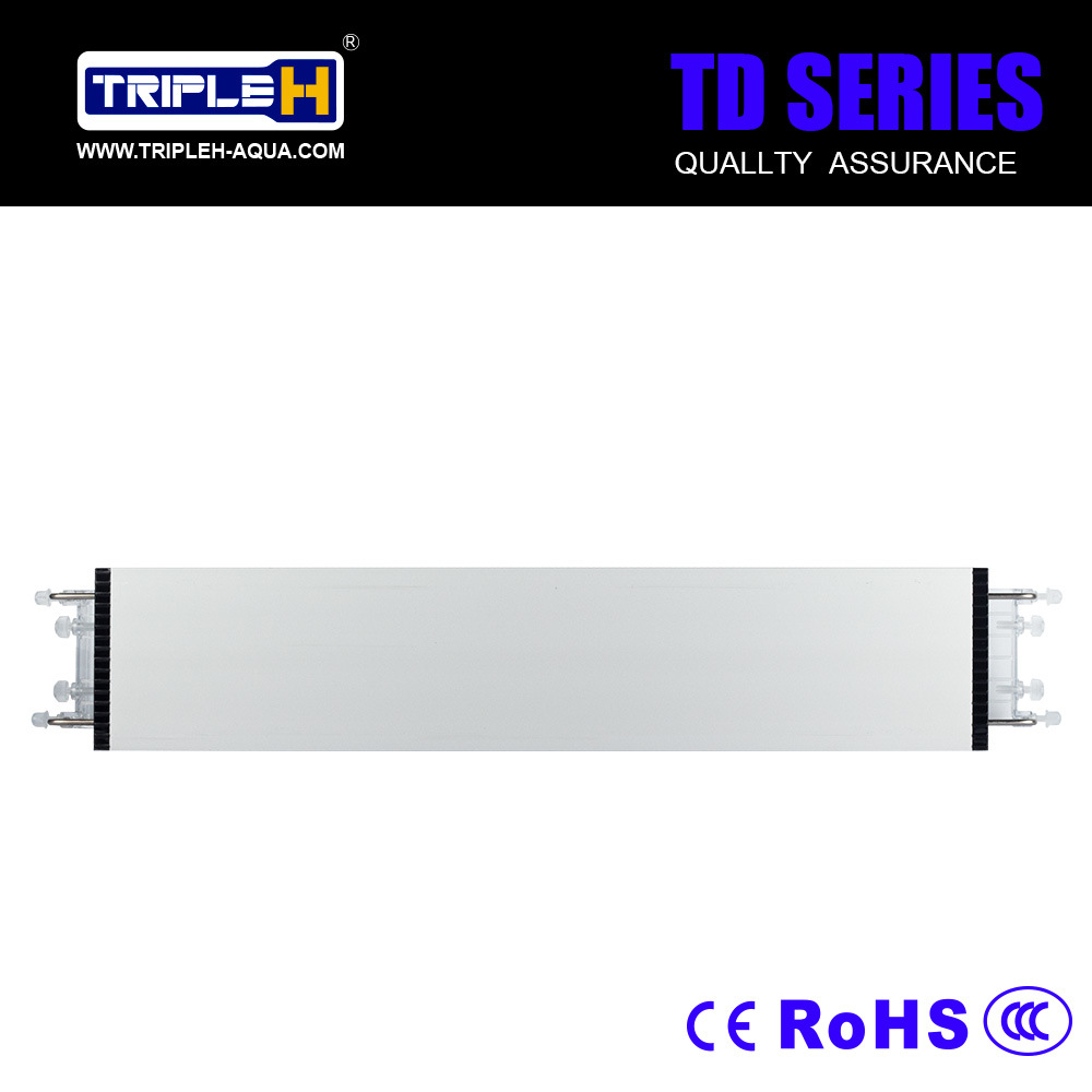 Ultra-Thin Aquarium Dimmable LED Aquarium Light Designed for Fish Small Tank