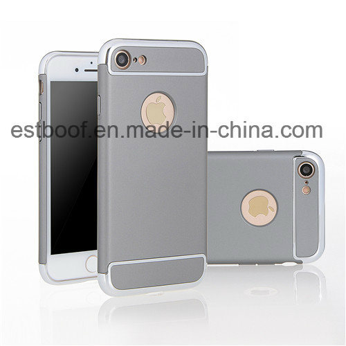Ultra Thin 3 in 1 Hard Shell Mobile Phone Case