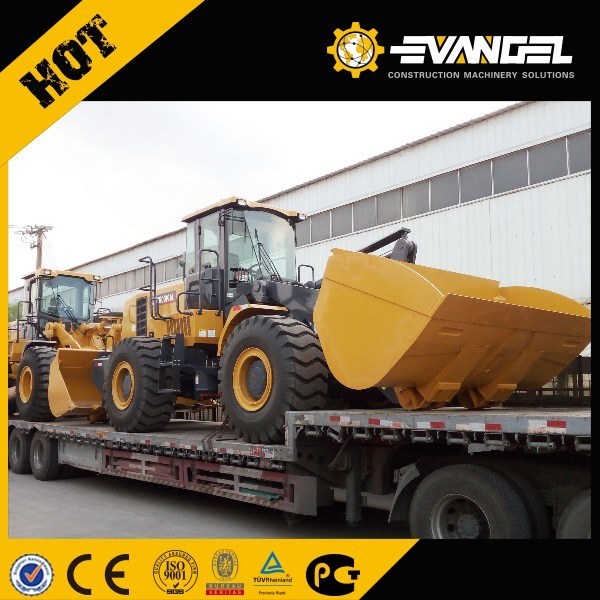 Xcm Brand New Small Wheel Loader Lw600k with 6 Tons Loading Capacity
