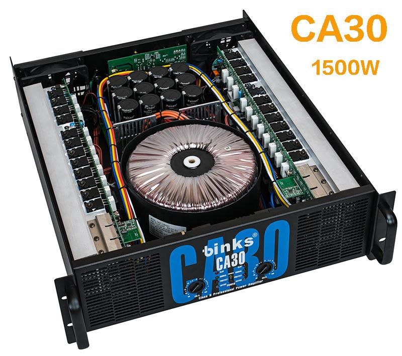 1500W Professional Power Audio Amplifier (CA30)