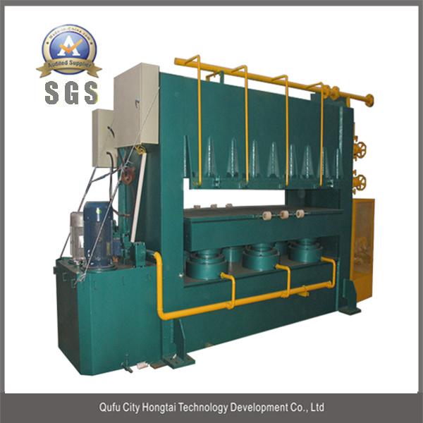 Hongtai 600 T Single Hot Pressing Machine