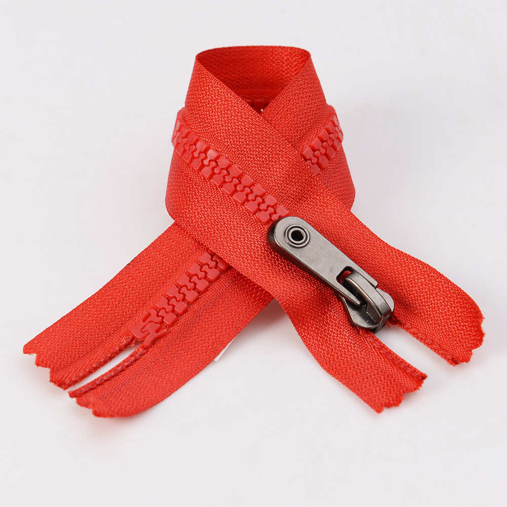 #5 Closed End Plastic Teeth Zippers