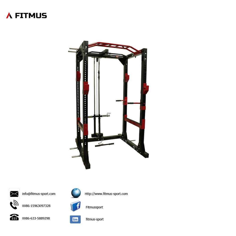 Power Rack Squat Rack Power Cage Squat Cage Squat Rack for Sale Squat Rack with Pull up Bar Bench and Squat Rack Squat Bench Rack Weight Rack Cage Half Squat