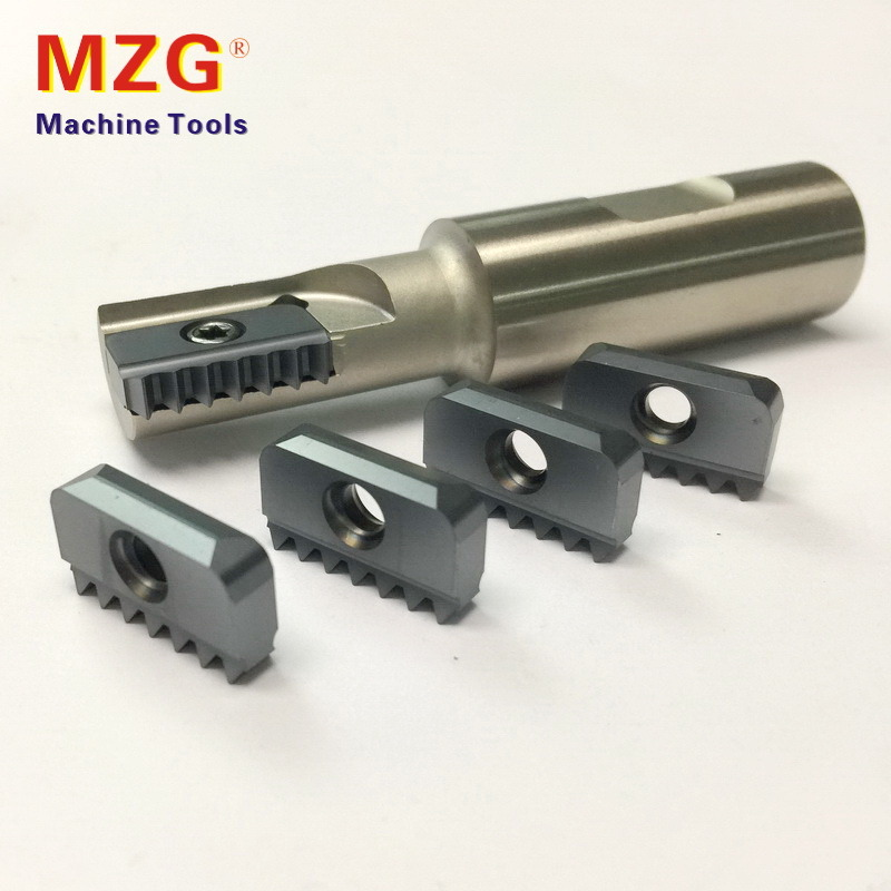Single Twim ISO Standard Thread Mill Milling Cutting Toolholder
