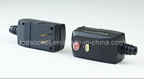 GFCI, 2 Pins, UL Standard