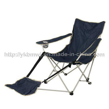 China Folding Beach Chair With Footrest BM 2015 A