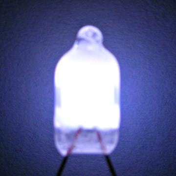White Neon Lamp