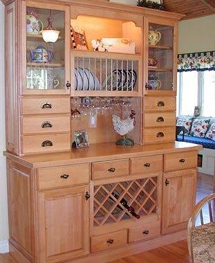 Walnut Solid Wood Kitchen Cabinets with Kitchen Sinks and Countertops