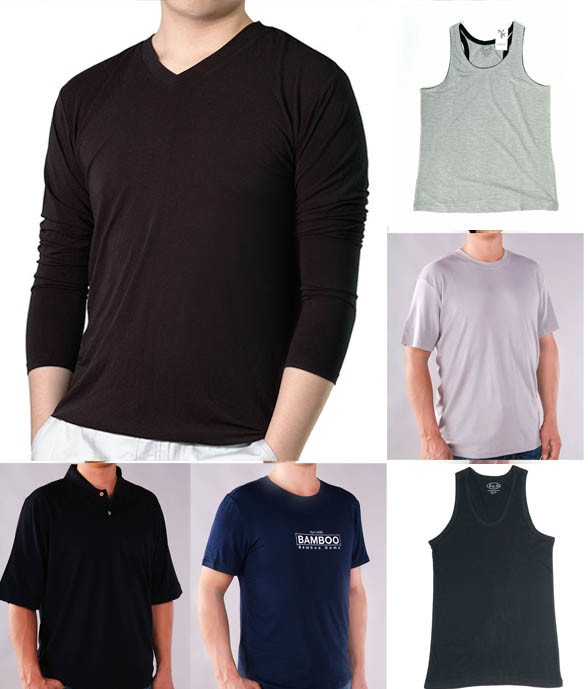 Bamboo Clothing Companies House: China 100%Bamboo Men's Clothing