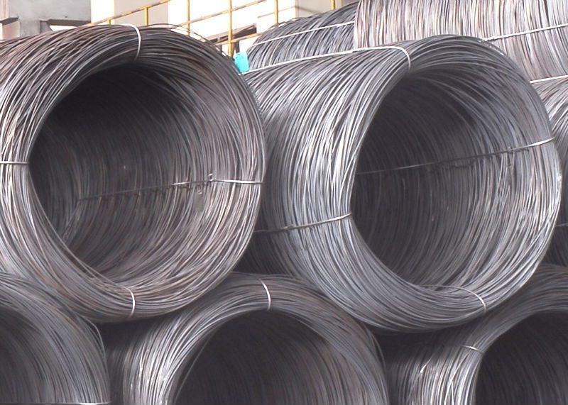 Medium Carbon Steel Wire : China free cutting steel medium carbon wire rods