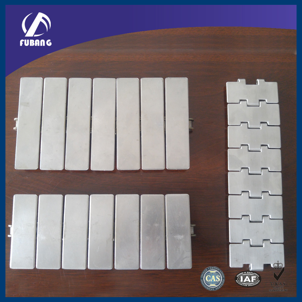 Stainless Steel Flat Top Chain Transmission Conveyor