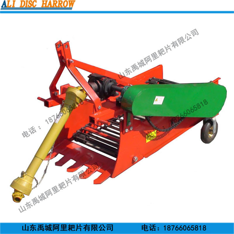 Single Row Potato Harvester Potato Digger
