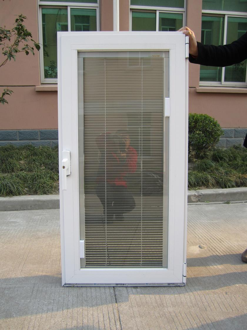 Window Blind Tilters : China aluminum tilt turn window with blinds glass