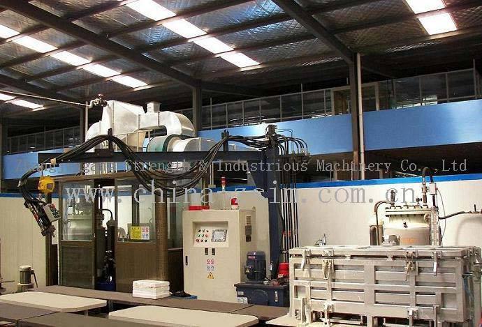 Automatic Cabinet PU Foaming Line (RLM-24-180100)