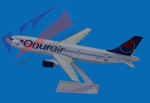 Plastic Plane Model (A300)
