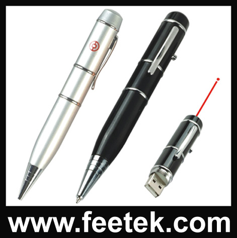 Laser Pointer USB Pen Drive (FT-1206)