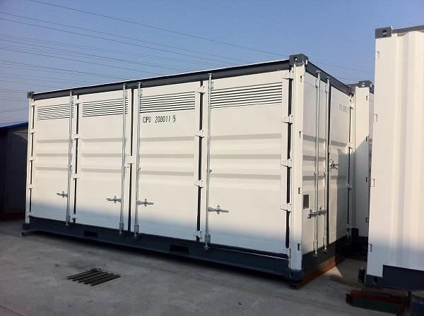 Dangerous Good Storage Container (DG-20)