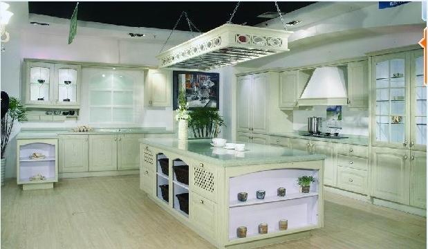 White Oak Kitchen Cabinet China Kitchen Furniture Kitchen Cabinet