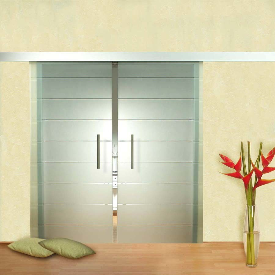 SLIDING DOORS METAL WOOD DOORS