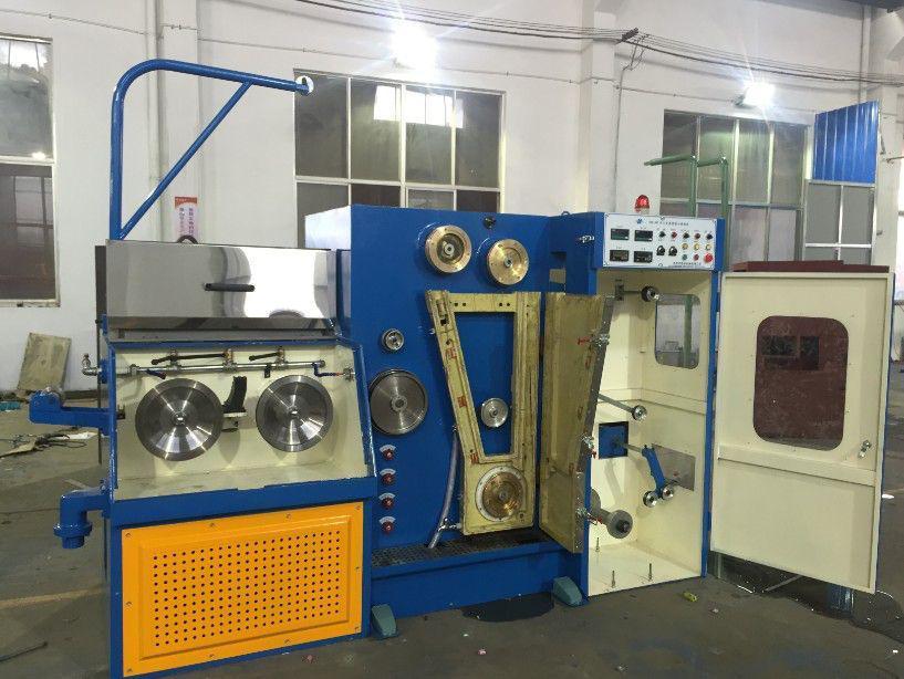 Copper Wire Drawing Machine with Annealer Machine