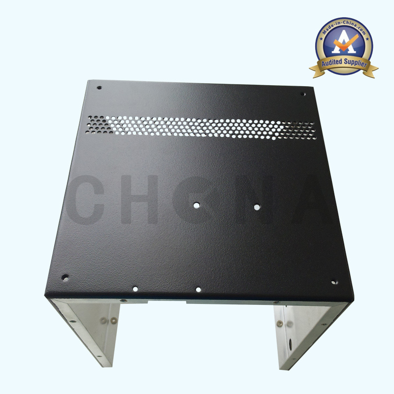 Customized Powder Coated Aluminum Sheet Metal Fabrication Cover