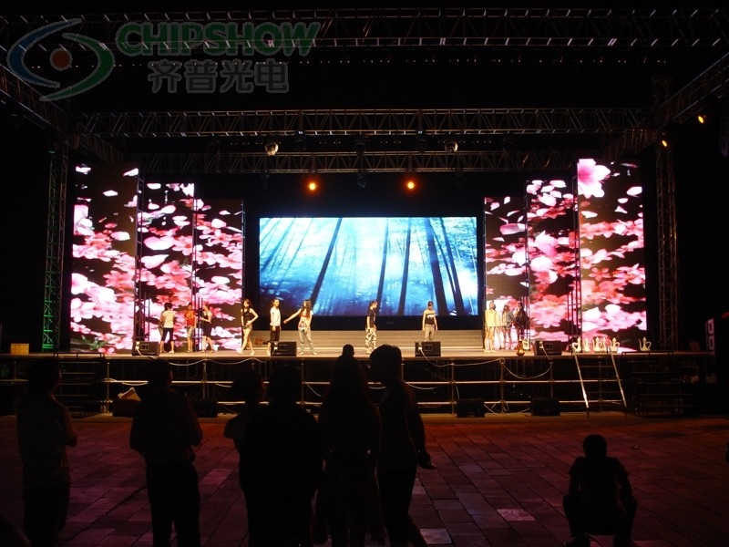 pH10 SMD Full Color Indoor LED Display