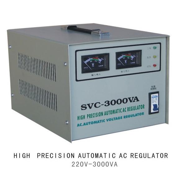 220V Single Phase Voltage regulator/ voltage stabilizer