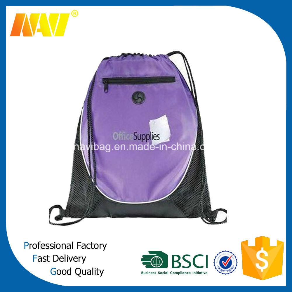 High Quality Gym Drawstring Backpack Bag