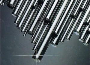 Titanium and Titanium Alloy Bar for Industrial