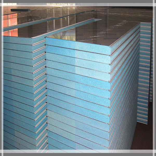50mm 0.3mm Steel Thickness EPS Sandwich Panel