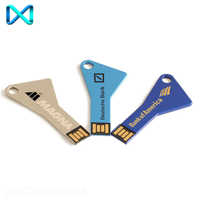 Key Shaped USB Stick Driver