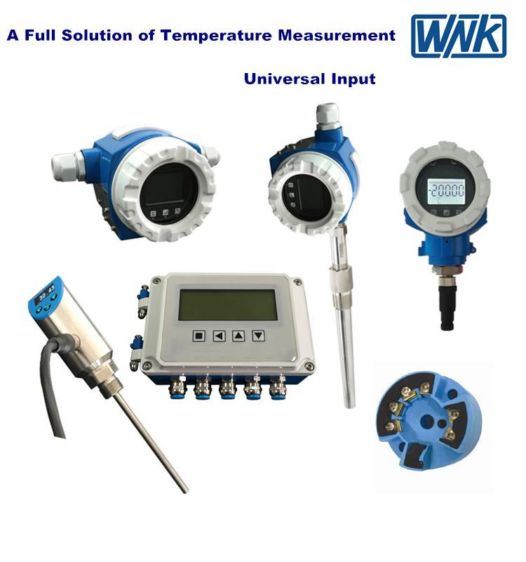 Explosion Proof Universal Input 4-20mA Hart Temperature Transmitter for Industry