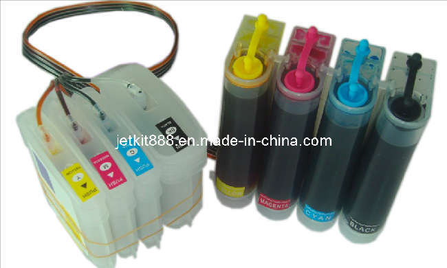 Continuous Ink System With Ink Cartridge Chip for HP Officejet K550/K550dtn/K5400dn/HP Officejet L7580