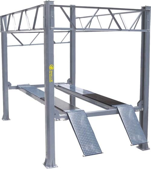 High Lifting Height 4 Post Car Lift (AA-4P35C)