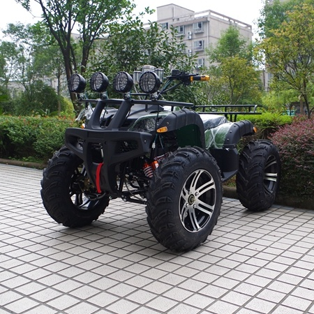 Upgraded Full Size 60V 1000W Electric Ride on Quad ATV with Reverse (JY-ES020B)